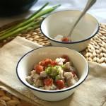 香芋腊肠焖饭(电饭锅食谱)