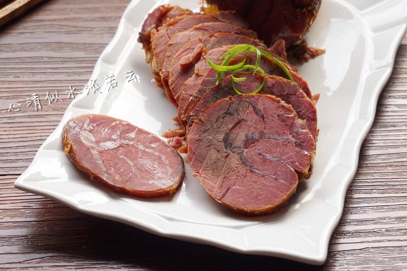 秘制卤香牛肉