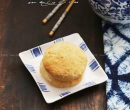 燕麦面肉饼