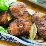 五香熏鱼(上海经典冷盘)
