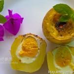 鸡蛋灌土豆(快手早餐)