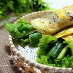 绿豆煎饼(早餐菜谱)