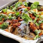 香辣烤鱼(烤箱菜)