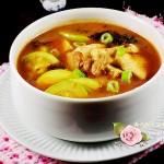 简易版韩式大酱汤