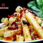 豆豉辣椒煎土豆
