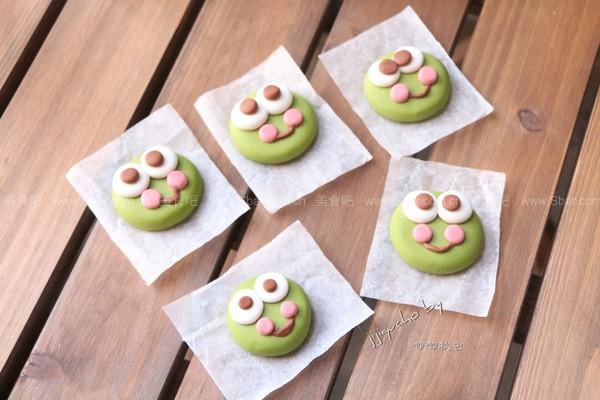 绿豆蛙汤圆