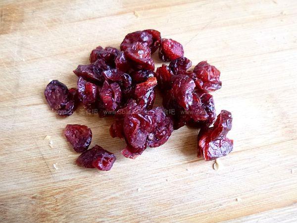 蔓越莓花生牛轧糖
