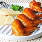 脆皮奥尔良烤翅(烤箱菜)