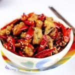 山城辣子鸡(重庆菜)