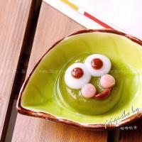 綠豆蛙湯圓