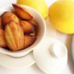 柠檬姜玛德琳(开胃消食理气的小点心)