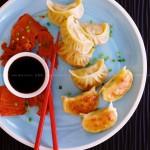 韩风泡菜锅贴