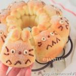 龙猫挤挤面包(爆红网络的挤挤面包)