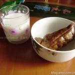 大肉粽(端午节学包粽子)