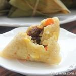 咖喱牛肉粽(四角粽)