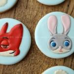 疯狂动物城饼干(六一儿童节最受欢迎零食)