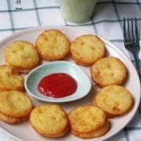 素油土豆餅