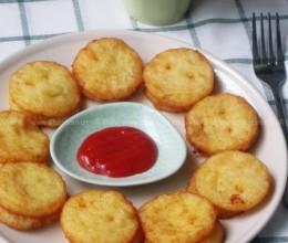 素油土豆饼