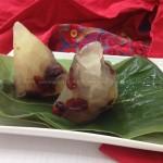 蔓越莓水晶粽子(端午节美食)