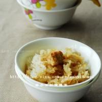 香橙糯米蒸飯