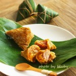蛋黄鲜肉粽