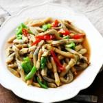 蚝汁竹节蛏(高蛋白好吃不长肉)