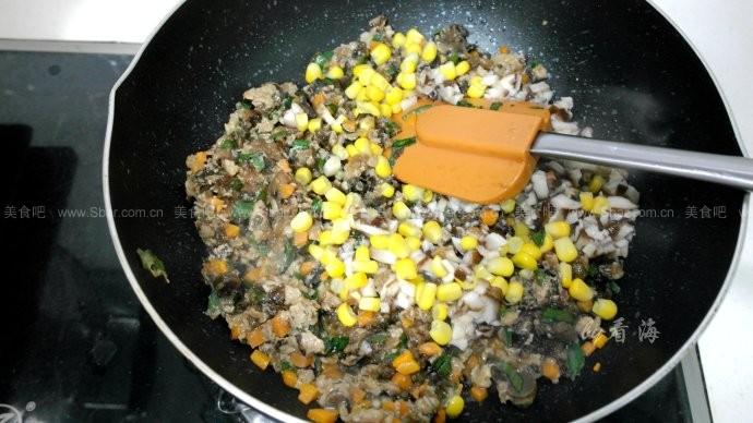 梅干菜糯米烧麦