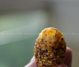 糯米灌咸鸭蛋