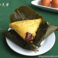 大黃米粽子