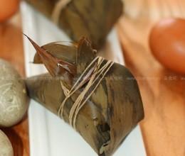 十步做出传统端午节粽子