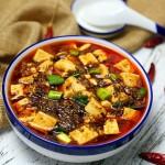 麻婆豆腐(经典下饭菜)