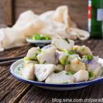 葱油芋艿(上海家常菜)