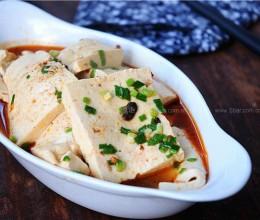 黑豆豉烧豆腐