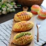 牛油果網紋面包