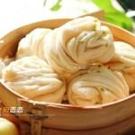 香葱花卷(老面花卷)