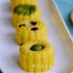 绿豆糕(夏季的清凉甜品)