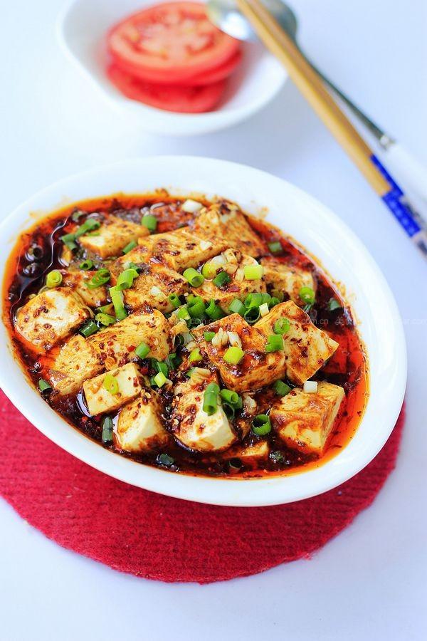 5分钟的麻婆豆腐
