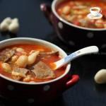猪肝番茄汤(补血明目、酸甜开胃)