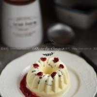 蔓越莓香草冰激凌