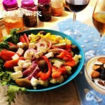 希腊沙拉(奥运之乡的长寿美食)