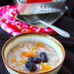番薯紅米粥(暖心暖胃的營養早餐)