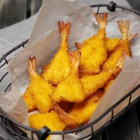 黃金鳳尾蝦