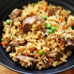 电饭煲豆豉排骨焖饭