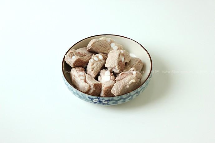 電飯煲豆豉排骨燜飯