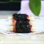 培根海苔年糕卷(电饼铛食谱)