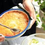 马苏里拉焗饭
