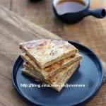 芝麻酱糖饼(电饼铛食谱)