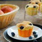 爆浆蓝莓蛋糕