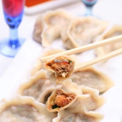三款饺子的做法