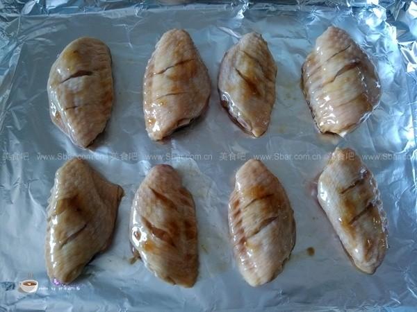 韓式烤雞翅